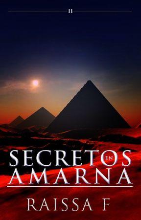 Secretos en Amarna (FDLA #2) © by thewingedwolf
