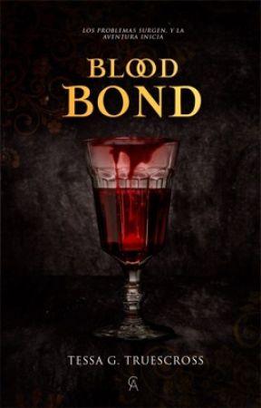 Blood Bond by rosalesherondale