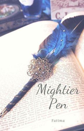 Mightier Pen by FairySalvatore