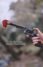 the third gecko | santanico pandemonium  by magnetizcd