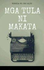Mga tula ni Makata by jeoalto123