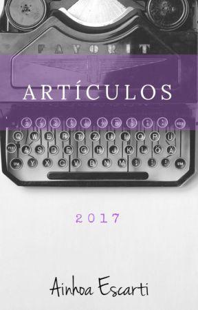Artículos 2017 by AinhoaEscarti