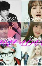 MY LOVE (CHANBAEK + KAISOO + HUNHAN GS) by gitaarsyr