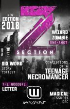 Section Z - Global- Issue 3 by WattZombie
