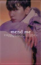 mend me | baekhyun by sereni-tin