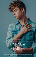 Unknow Number{Blake Gray} by dallaszw