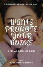 Wani's promote your books by ChekWan