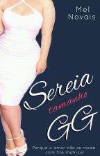 Sereia Tamanho GG(completo)  by MelNovais