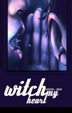 ساحرة قلبي|  witch of my heart by manita_novels