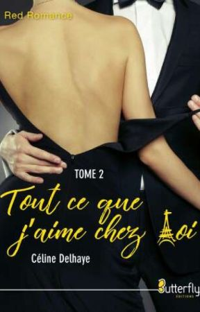 Tout ce que j'aime chez toi, TOME 2 [SOUS CONTRAT D'ÉDITION]  by ClineDelhaye