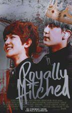 Royally Hitched (Chanbaek/Baekyeol) by chubbyeol_jones