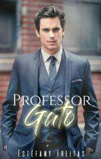Professor Gato by EstefanyFreitaas