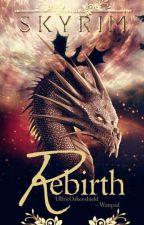 Rebirth   Alduin x Reader by UlfricOakenshield