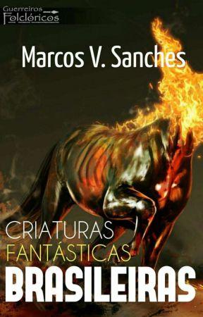 Criaturas Fantásticas Brasileiras  by MarcSanchess