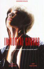 Immortal Canvas ℘ Taekook by amorevolex