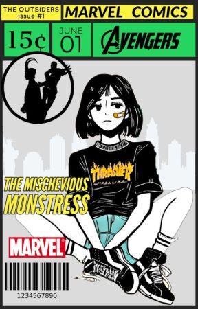 The Monstress |Avengers Fanfic| by CarmeliteCollsworth