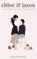 chloe & jason by -romantically