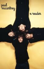 The Beatles X Reader by moondogss