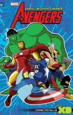 The Avengers: Earth's Mightiest Heroes by sunlitoud