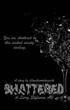Shattered {Autistic!Louis Actor!Harry} Larry Stylinson by lousbumtohazsdik