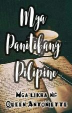 Mga Panitikang Pilipino by QueenAntoniette