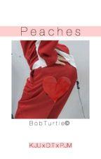 Peaches. by BobTurtie
