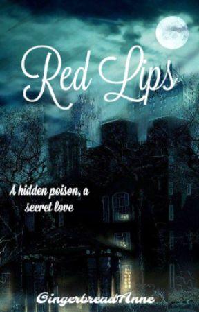 Red Lips by GingerbreadAnne