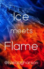 Ice Meets Flame by trixthewitch