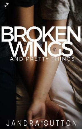 Broken Wings & Pretty Things by jandralee