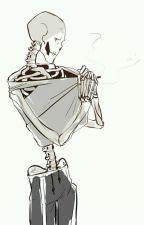 ll ¿Apostamos? ll (one shot) //underswap papyrus x reader//[+21] by -UnrrabelBerry-
