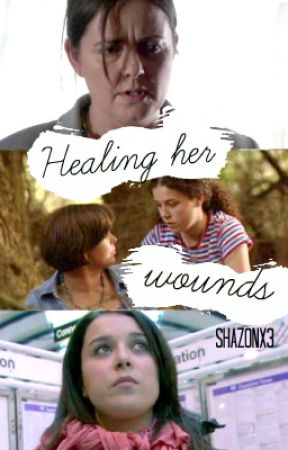 Healing her wounds | Tracy Beaker Returns by Shazonx3