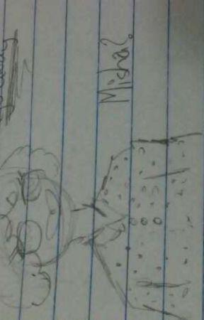 cringey sketch book?? by its__satan