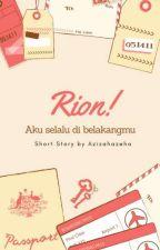 Rion! by azizahazeha