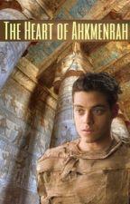 The Heart Of Ahkmenrah | Rami Malek by ravenlumos