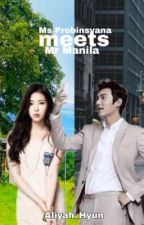 Ms Probinsyana Meet Mr Manila(Completed) by PRINCESS_BEBE29