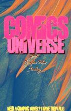 Comic Universe  by _backup__