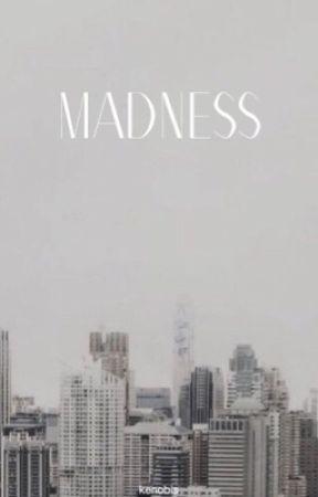MADNESS; SEBASTIAN STAN by kenobis
