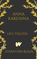 Anna Karenina (1877) by ClassicosLP