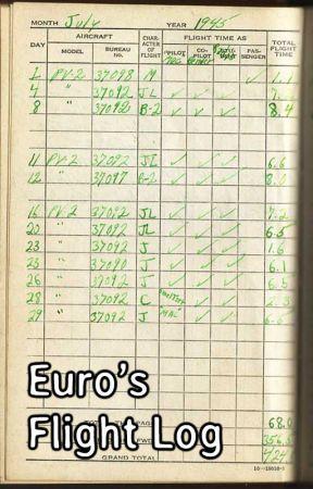 The Flight Log by europe_au