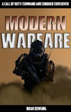 Modern Warfare by NoahDensing
