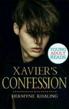 Xavier's Confession by HermyneKhaling