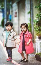 My baby twins by xxyeoojx
