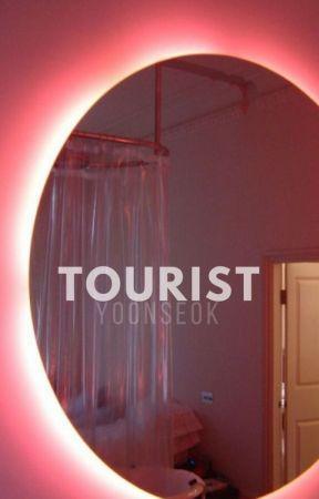 tourist ⇨ min + jung by BREAKJOON