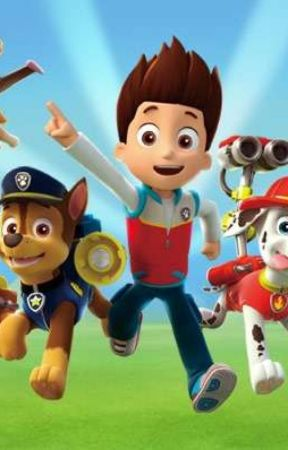 By Photo Congress    Paw Patrol Love Story Chapter 2