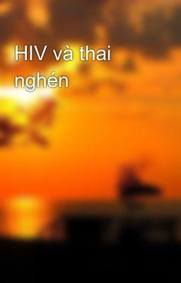 HIV và thai nghén