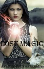 Lost Magic by HankaLe16