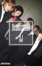 Discussion Super Junior by _narcissus