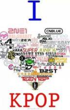 Kpop Lyrics ♥ by AkoSiEych