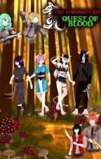 The Forsaken Race - Quest of Blood by RavenAkuma