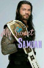 My Sweet Samoan Roman Reigns  by shieldrr